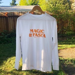 Magic & Pasta Long Sleeve